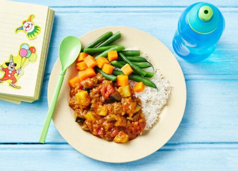 Nutritious Lamb Beef Korma by Kids Gourmet Food (KGF)